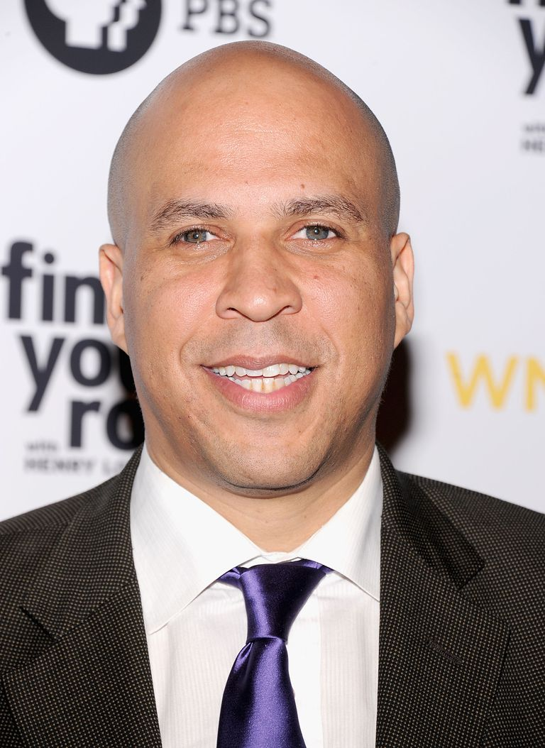 Cory Booker picture