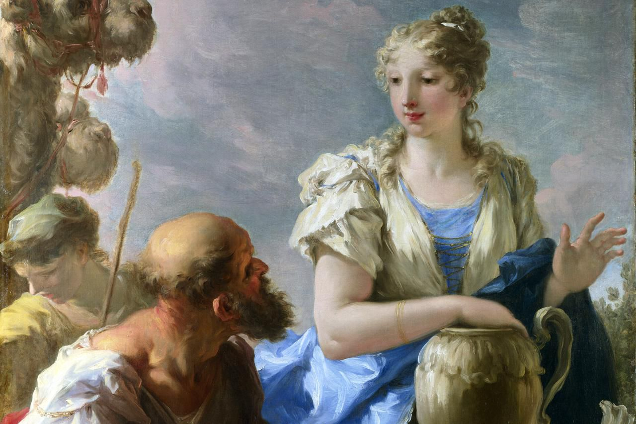 Rebekah - Wife of Isaac and Mother of Esau and Jacob