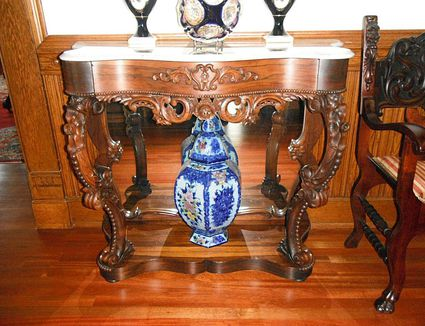 Do You Know Your Rococo Furniture? Antiques - American Antique Furniture Designers, Styles, Elements
