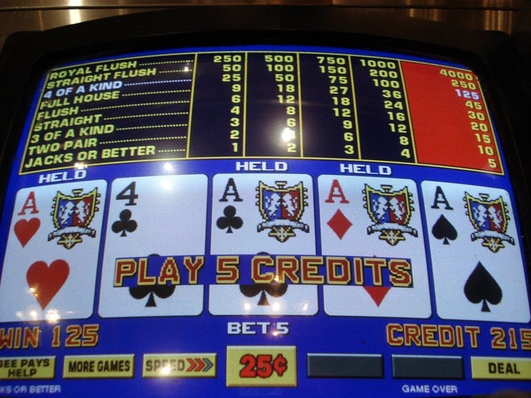How To Play Jacks Or Better Video Poker