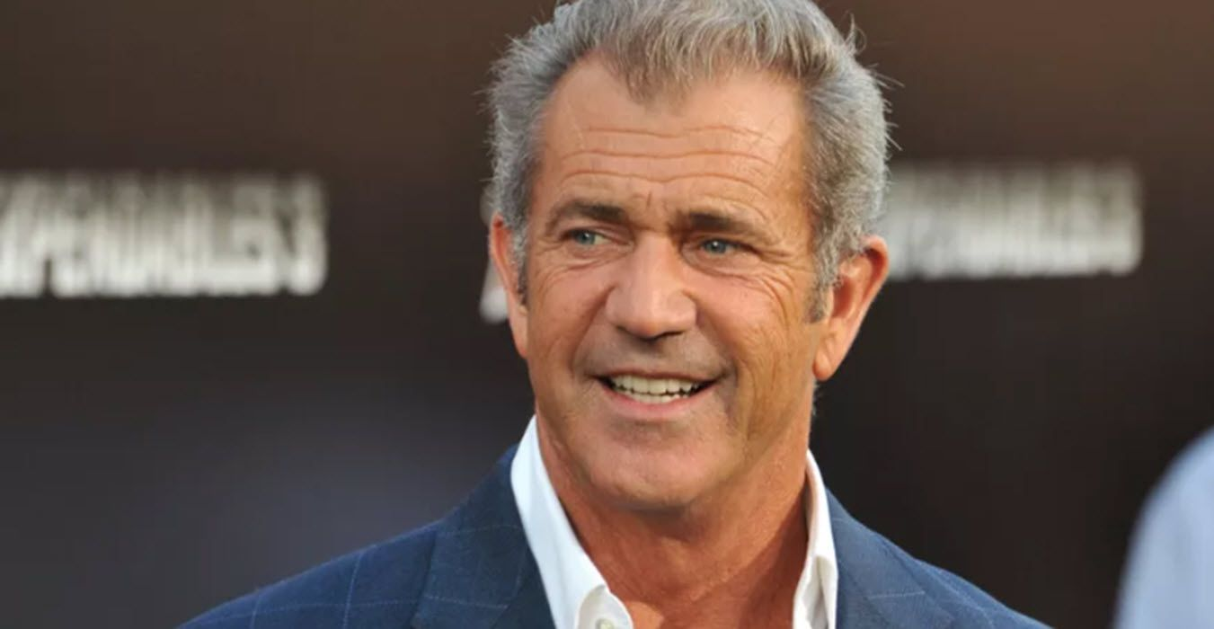 Mel Gibson was NOT horribly disfigured nor the inspiration for The Man Without a Face. But it makes a great meme.