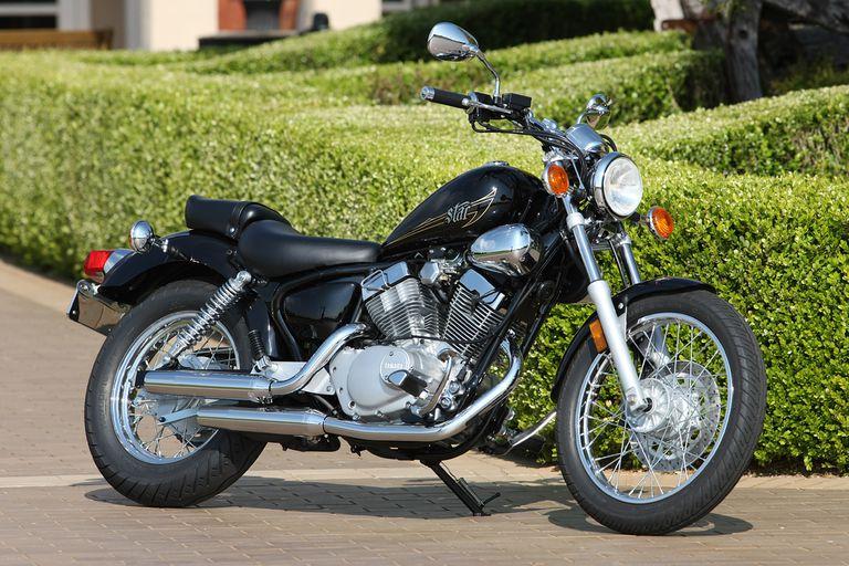 2012 Star Motorcycles V-Star 250
