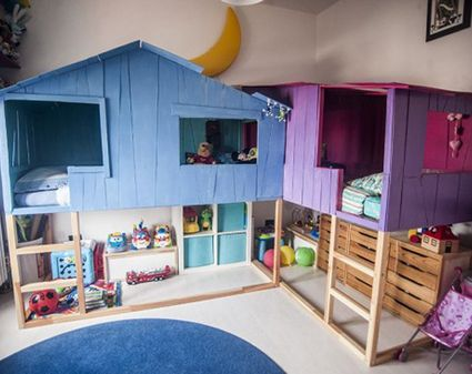 Easy ways to soundproof your room or apartment - Ikea camerette per ragazzi ...