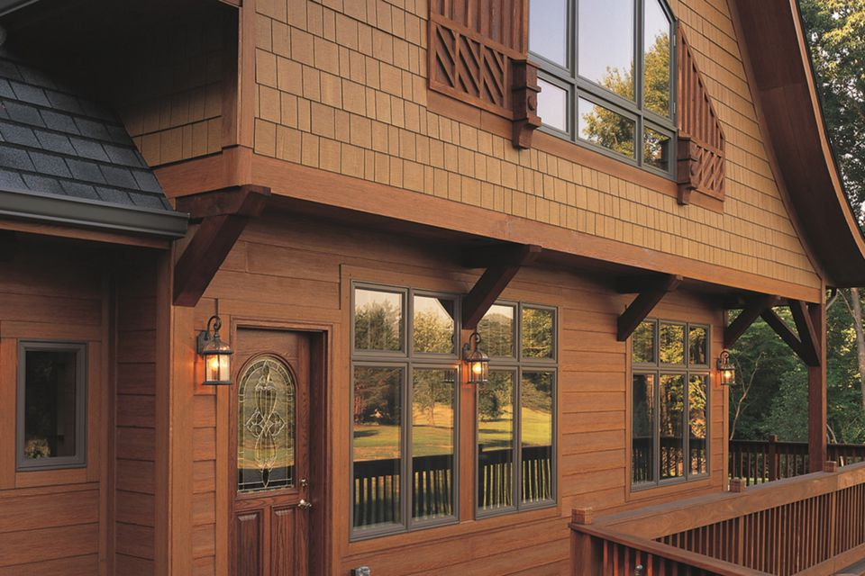 House Siding Options From Plywood To Vinyl