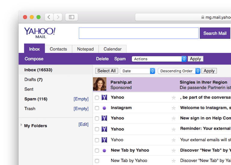 How To Switch To Yahoo Mail Basic