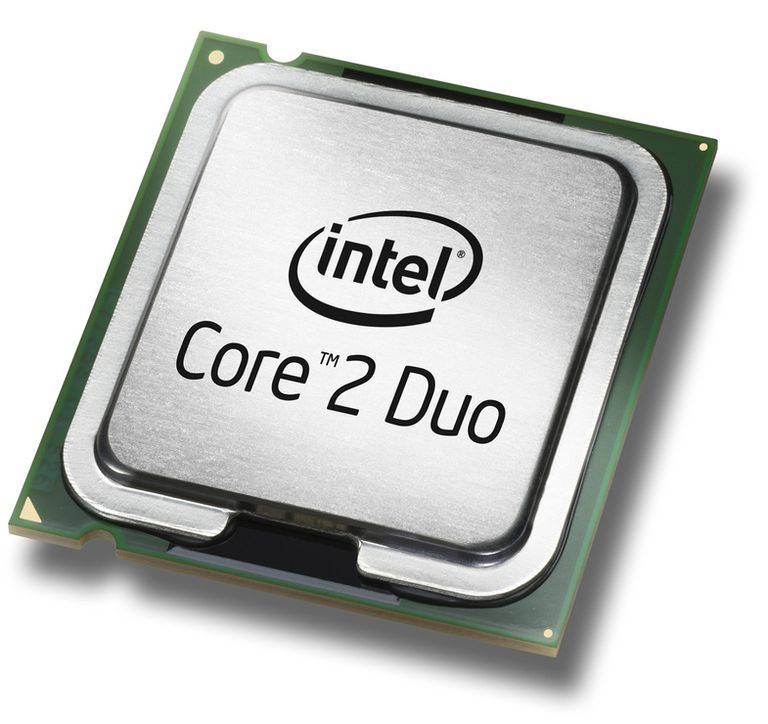 Intel Core 2 Duo Deskto Processor