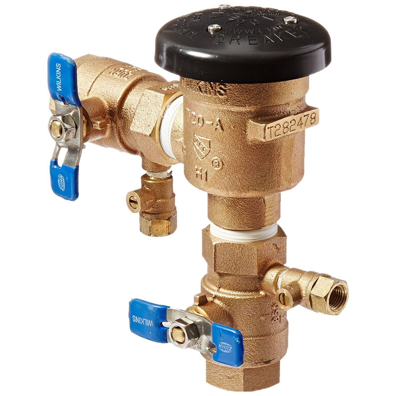 Pressure Vacuum Breaker Plumbing Basics