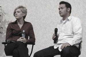 Kate and Jon Gosselin (2008)