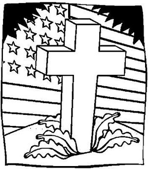 printable memorial day coloring pages at coloring book fun - Memorial Day Coloring Pages