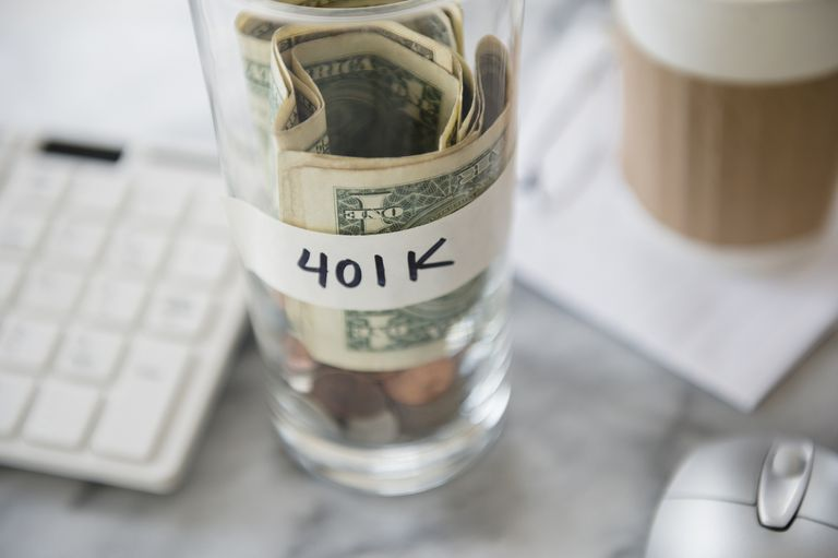 401k matching contribution