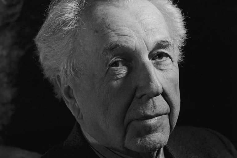 Who is the most famous architect in america for Frank lloyd wright parents