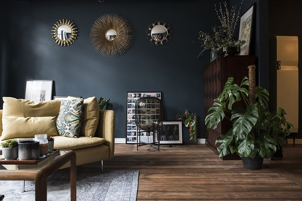 dark living room colors 17 rooms with and moody color schemes 14559