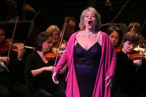 Olga Makarina performing 'O mio babbino caro' from 'Gianni Schicchi.'