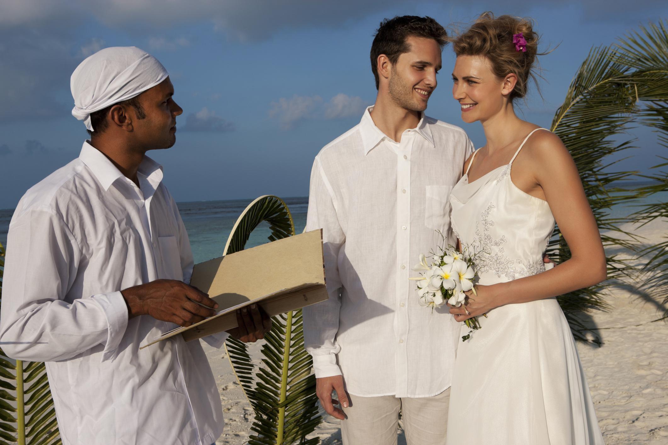 Non Religious Sample Wedding Ceremony Secular Wedding