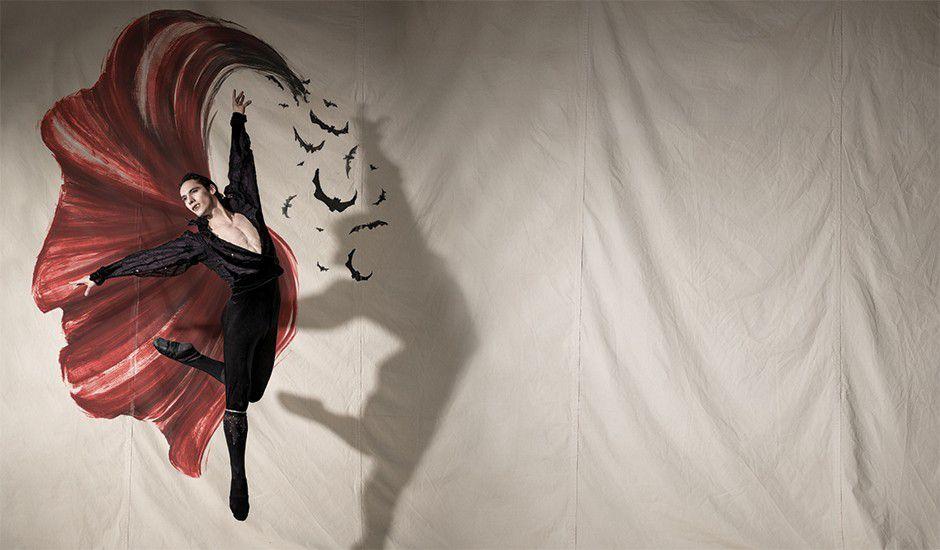 The Carolina Ballet's Dracula