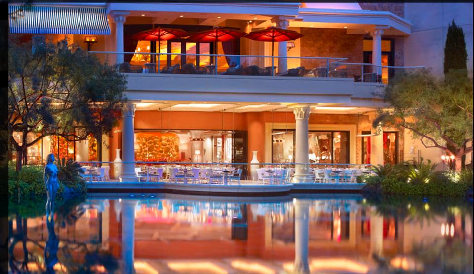 Lakeside at Wynn Las Vegas