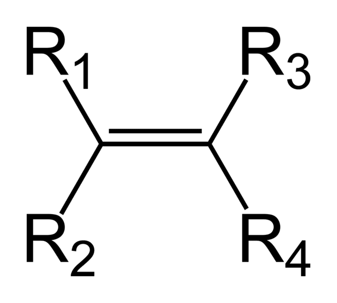 The alkenyl functional group is a type of hydrocarbon functional group based on an alkene.
