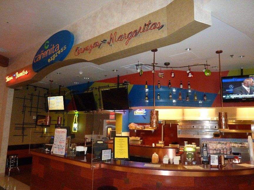 Food Court Grand Canal Shoppes