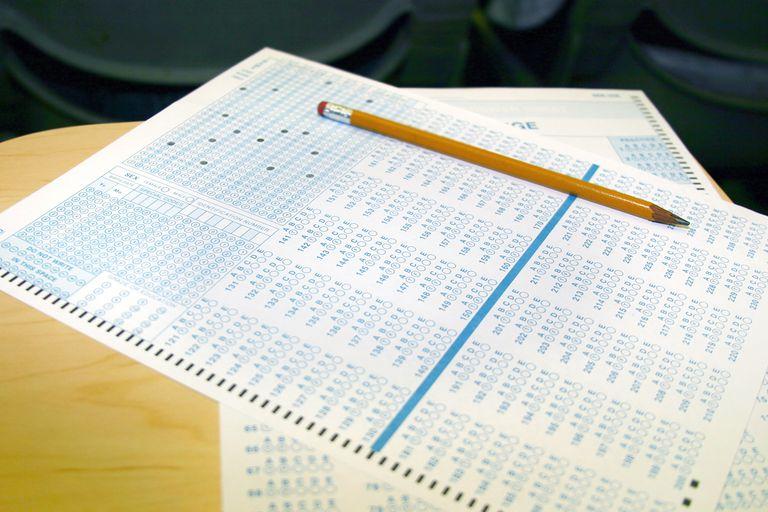 Standardized test