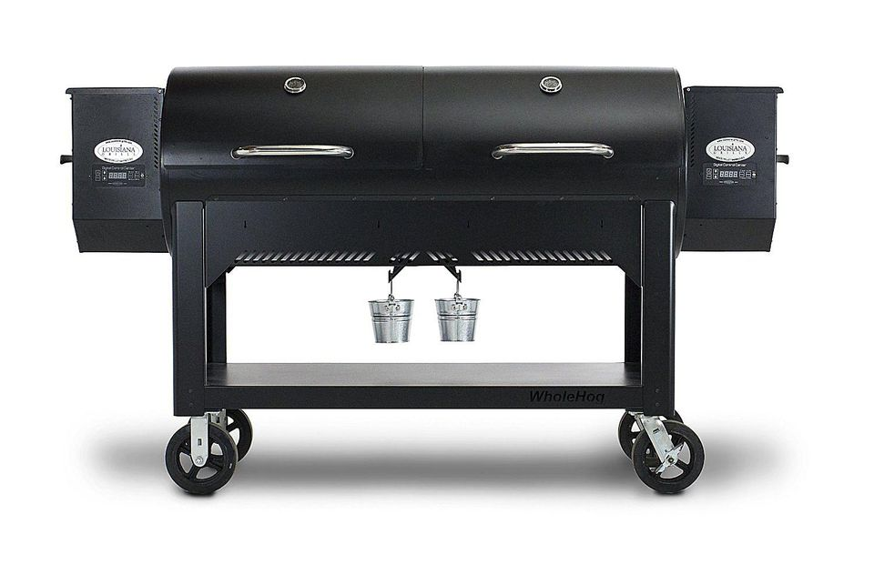 Louisiana Grills Country Smoker Whole Hog