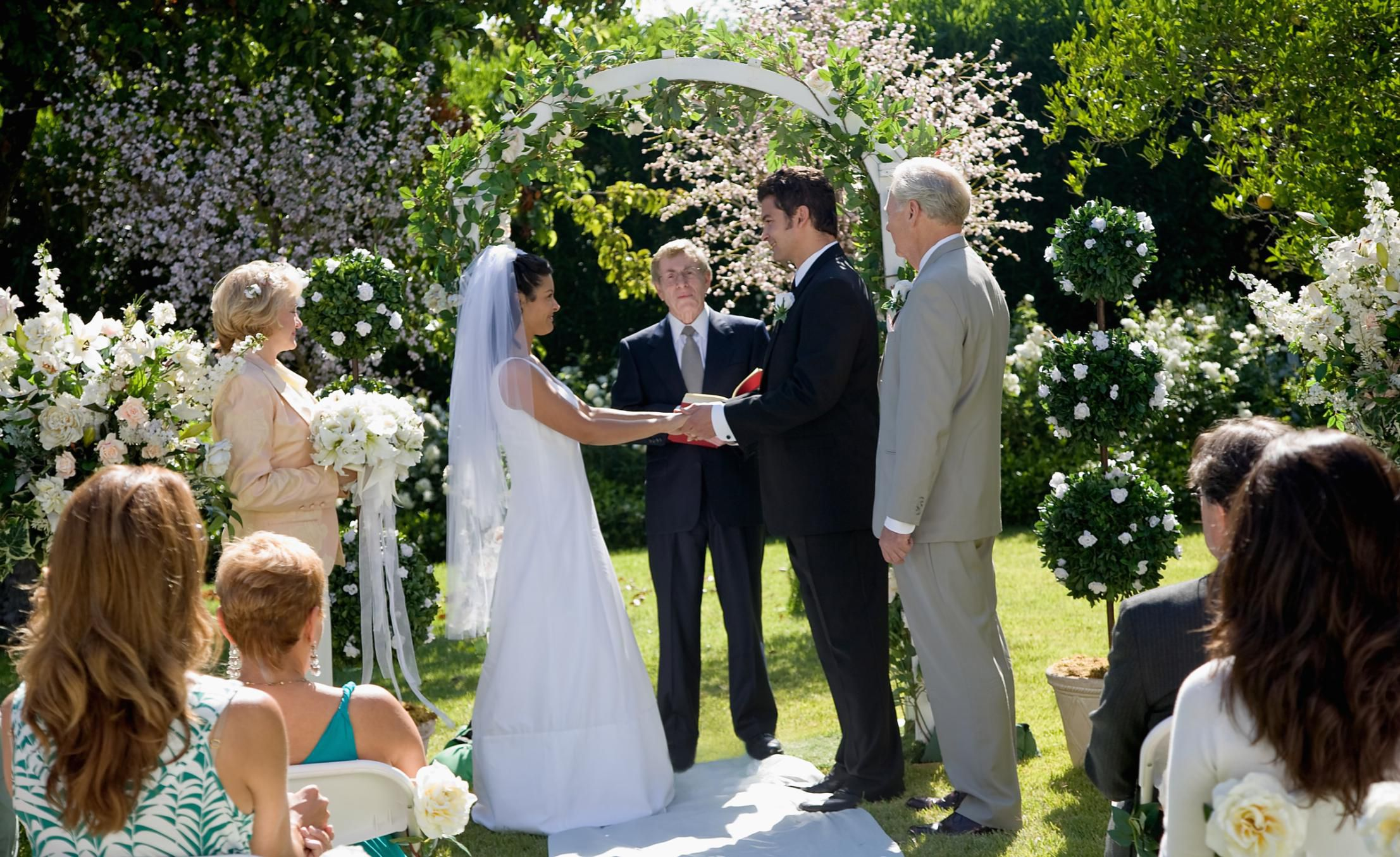Romantic Wedding Vows for Your Wedding Ceremony
