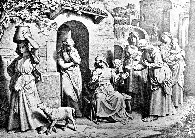 Bible: the story of ruth