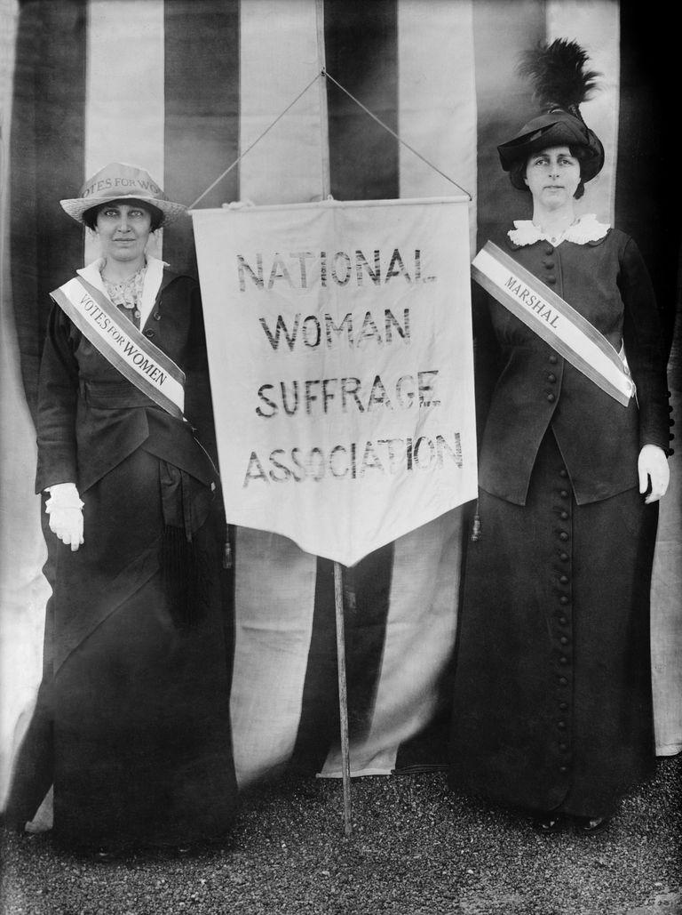 National Women's Sufferage Association
