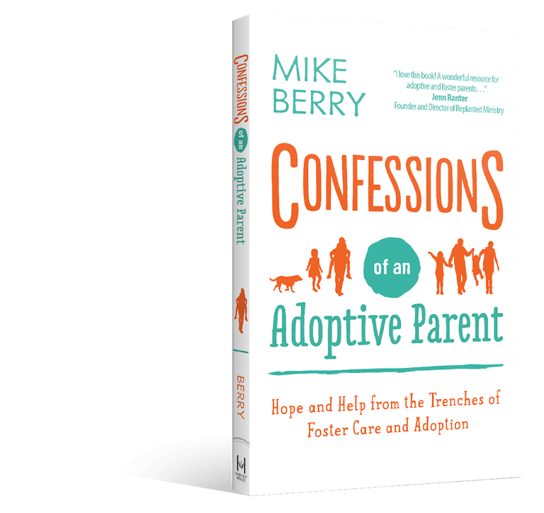 Confessions of an Adoptive Parent Book
