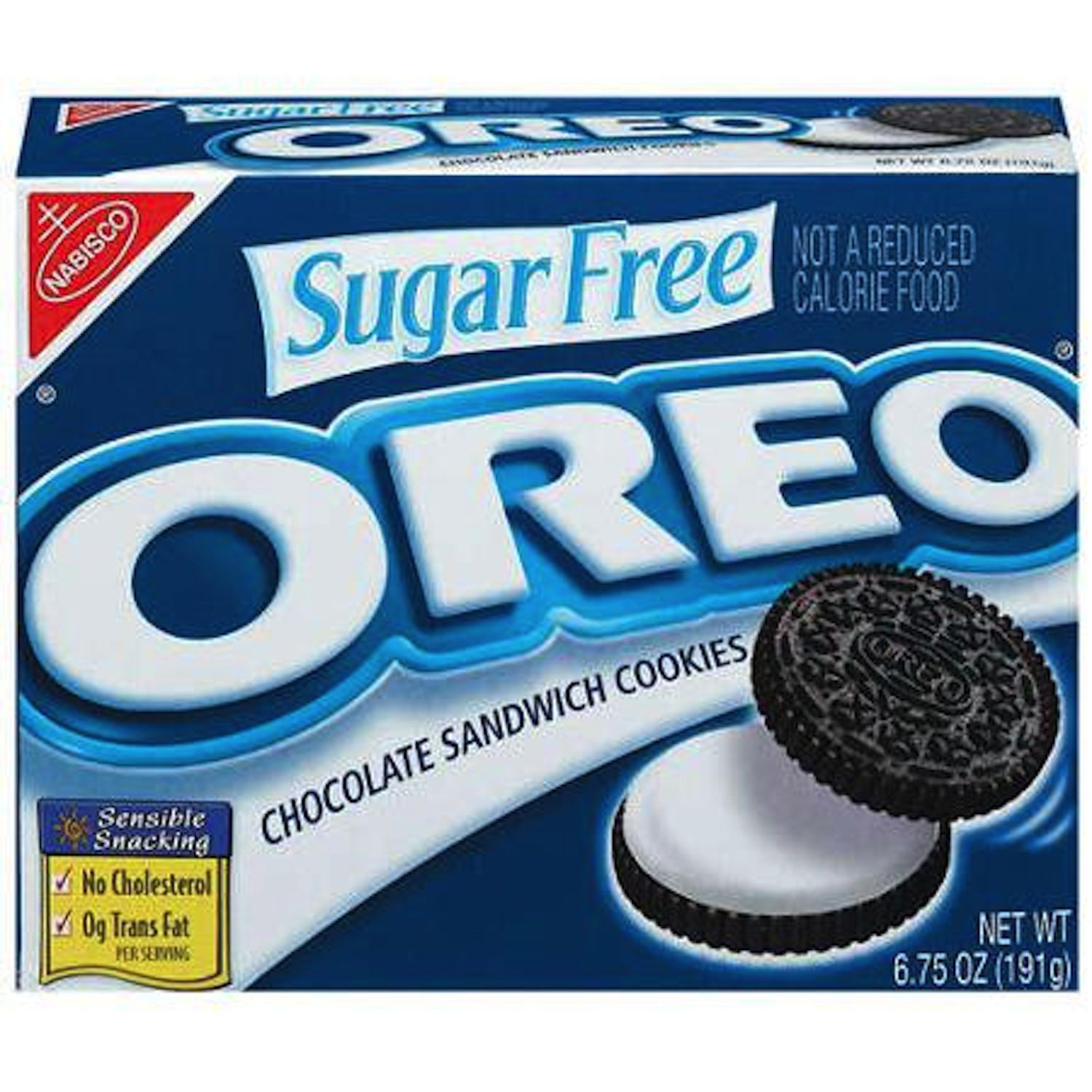 Review of Nabisco Sugar Free Oreos Cookies