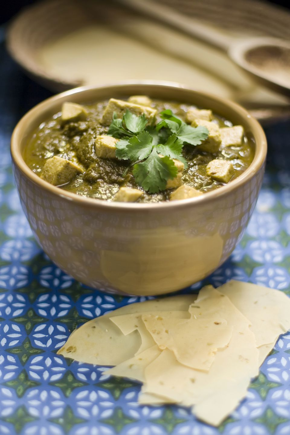 palak paneer spinach and cottage cheese