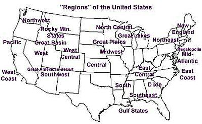 What Are The Farthest Points In The US - Most northerly state usa
