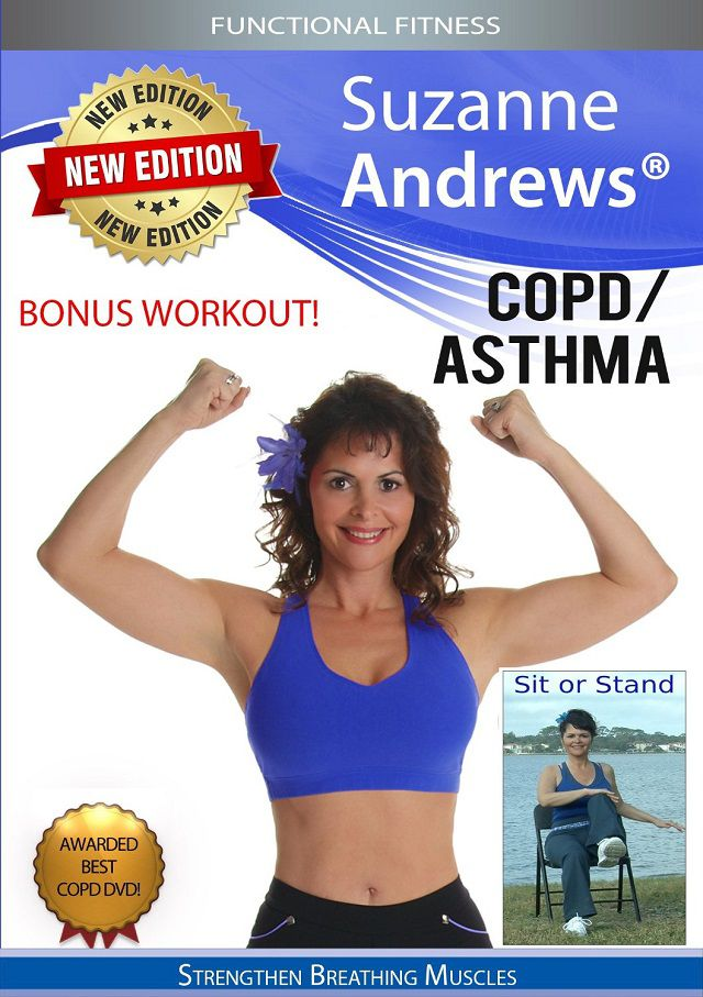 Functional Fitness for COPD and Asthma