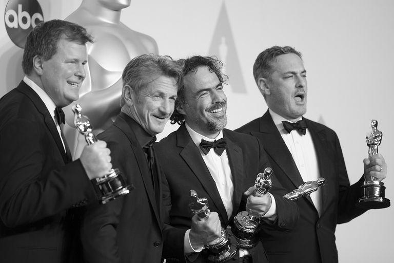 The winners for Birdman.