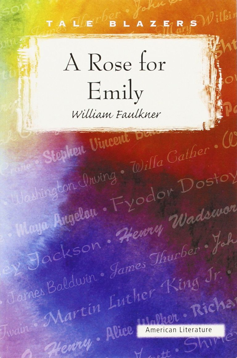 literary analysis of the book a rose for emily Free term papers & essays - literary criticism a rose for emily, theses & dissertations.