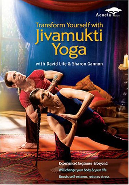 Transform Yourself With Jivamukti Yoga DVD