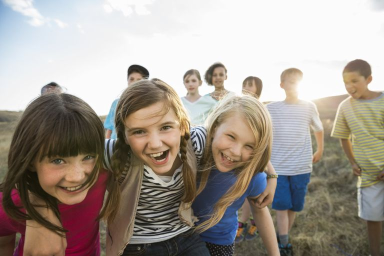 Teach your child the skills necessary to create healthy friendships.