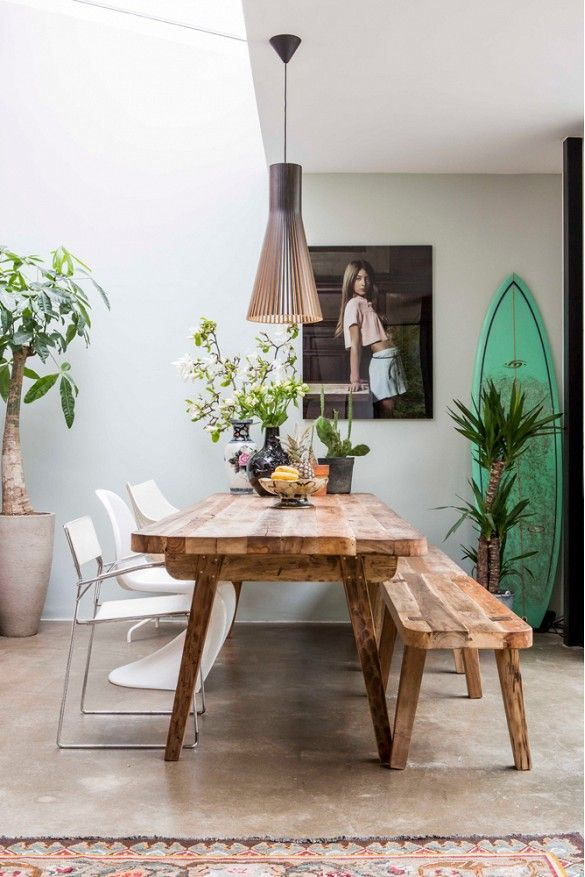 Surfs Up 8 Interiors With California Cool Style