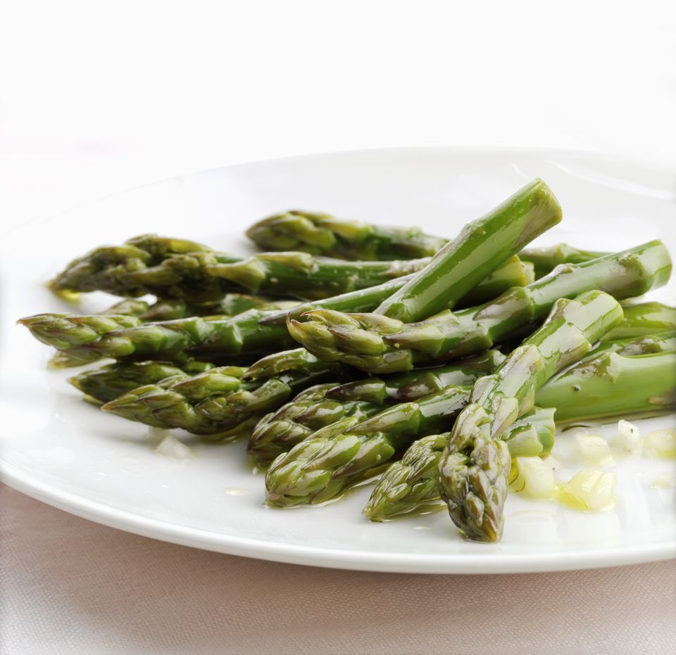 Simply Cooked Asparagus