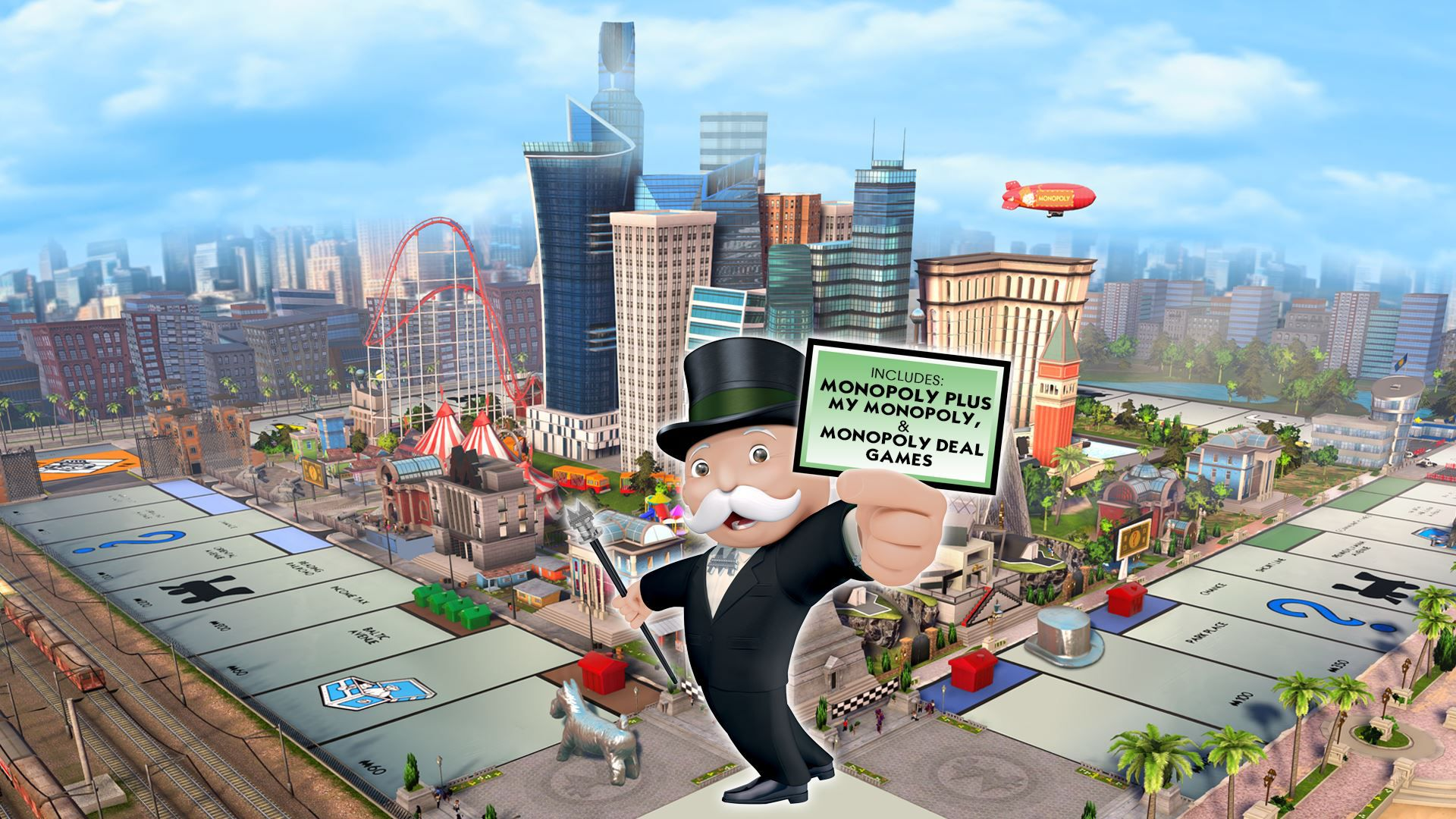 Monopoly Game For Xbox 1 : Monopoly family fun pack ps review