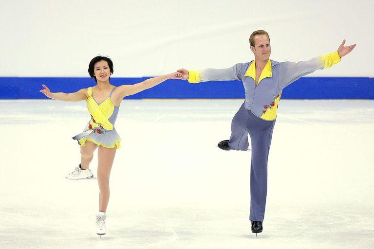 Olympians Rena Inoue and John Baldwin Jr.