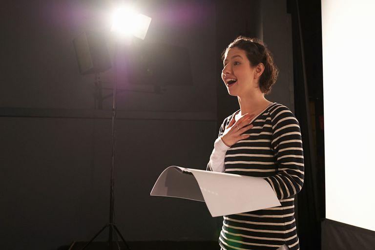 Female monologue