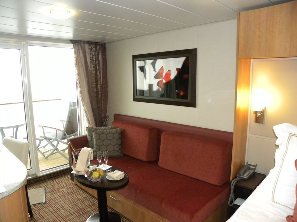 Celebrity Silhouette Cabin 1647 - Category A2 - AquaClass ...