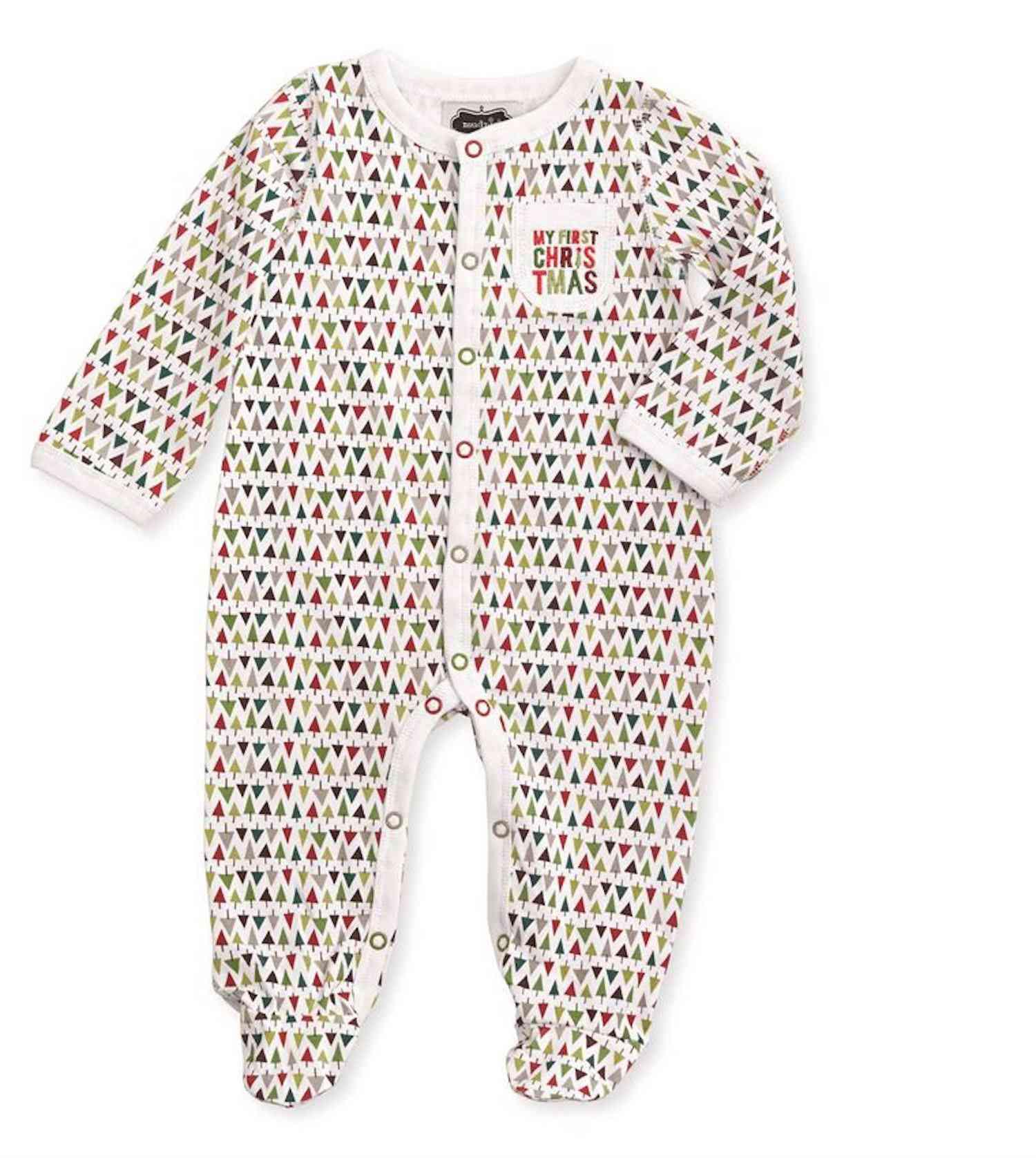 20 adorable babys first christmas outfits - Mud Pie Christmas Pajamas