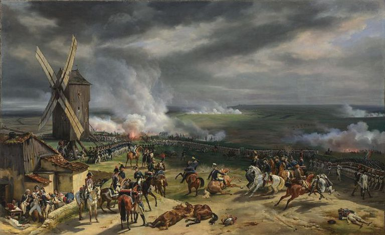 French at Valmy