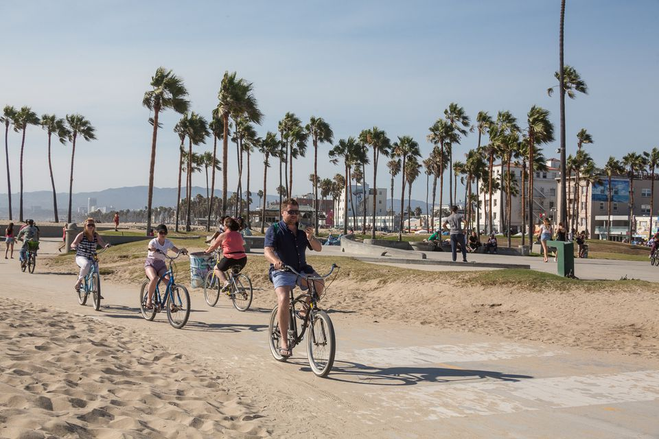 Things To Do In Venice Beach Los Angeles California