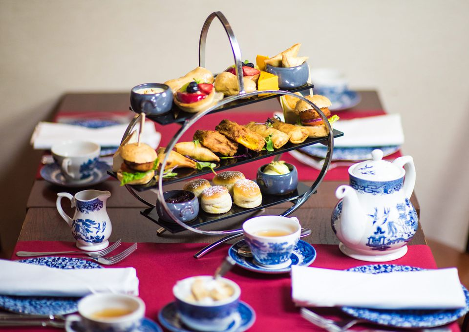 London s Best Bud Afternoon Tea Spots