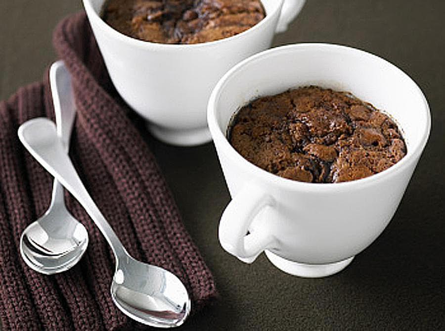 Chocolate Coconut Mug Cake From 101 Microwave Mug Cakes
