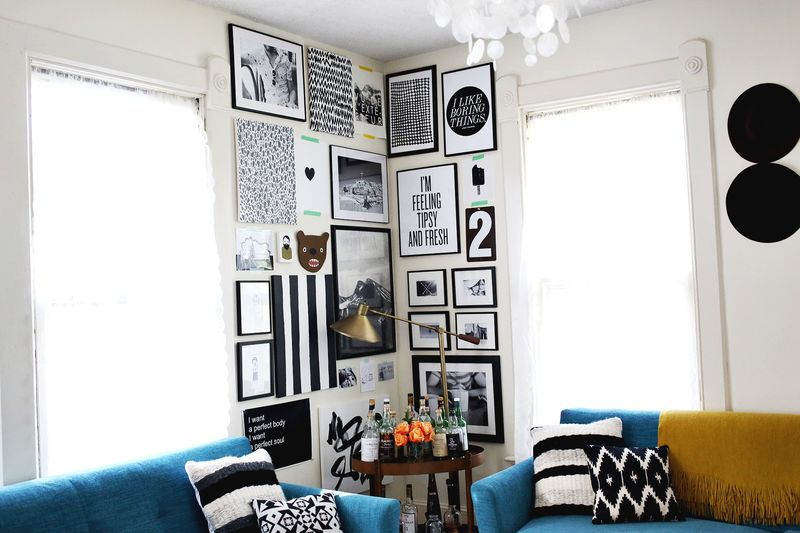 Do It Yourself Home Design: 24 Decorating Solutions For Empty Corners