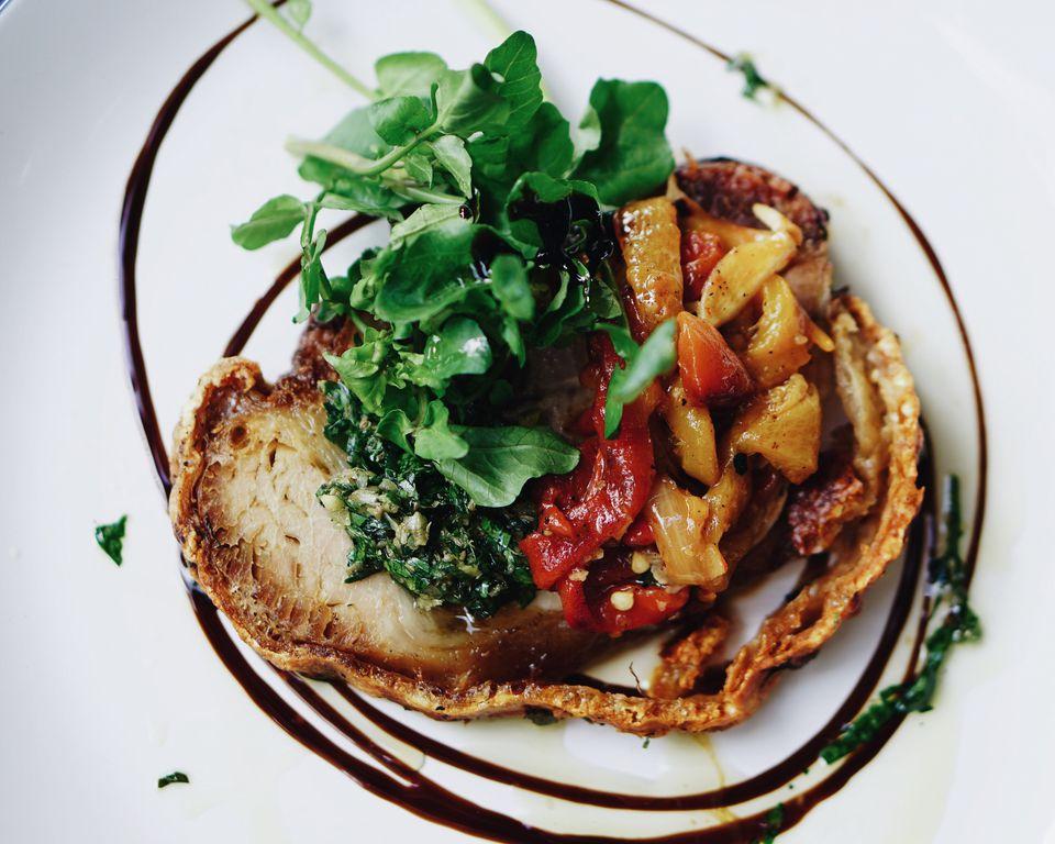 Porchetta-Style Lamb