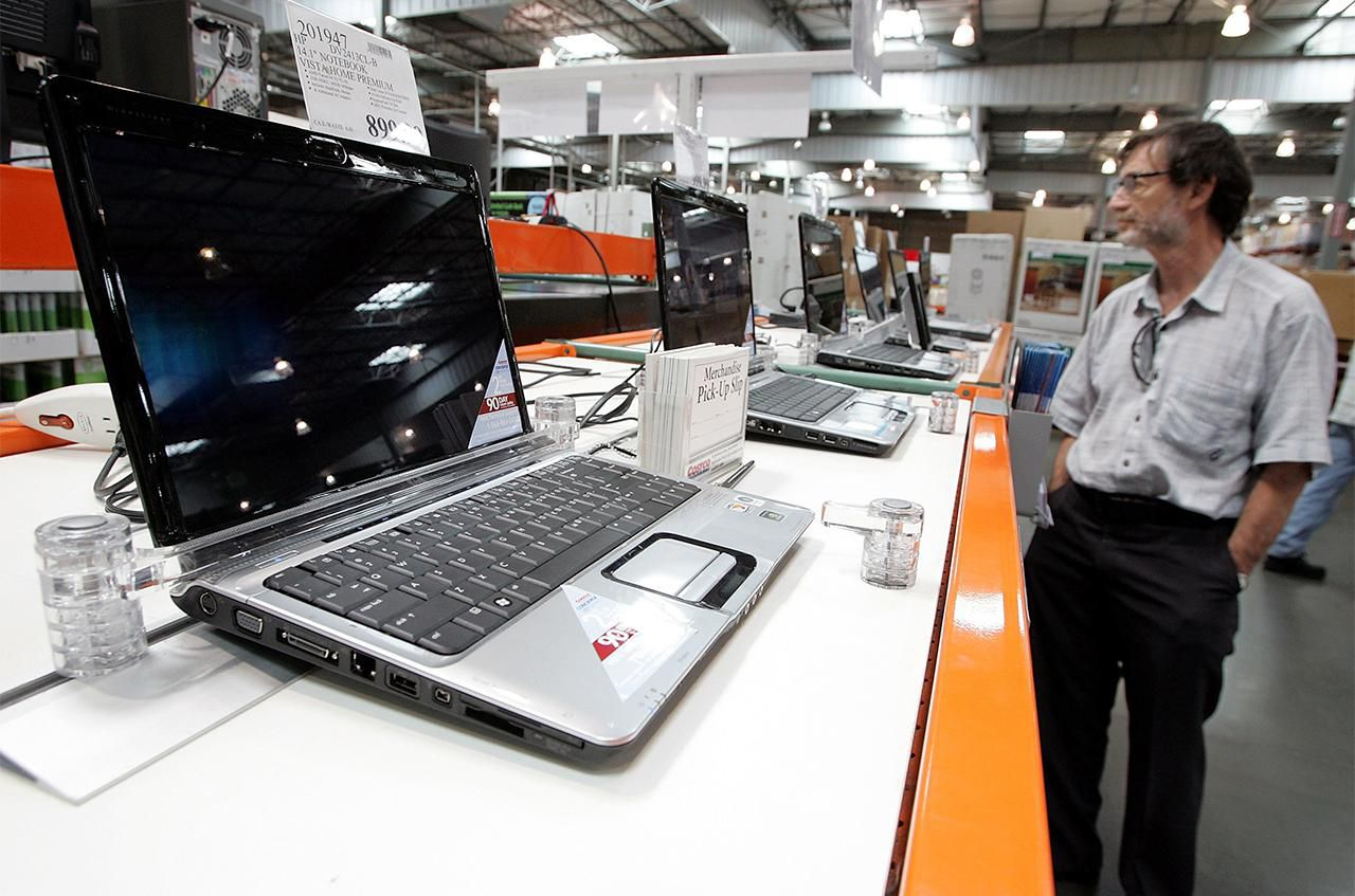 Computer Shopping At Costco Pros And Cons